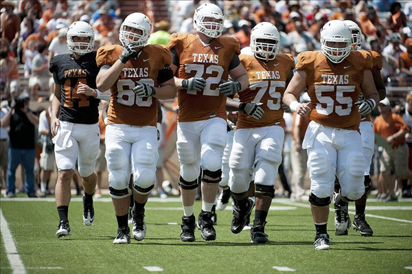 College Football Previews: Texas Longhorns