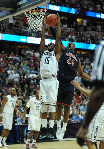 UCONN Outlasts Butler to Win the 2011 NCAA Men's Basketball Tournament