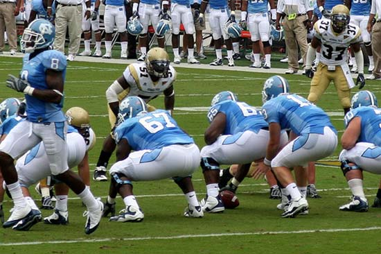 UNC in the 2009 Season
