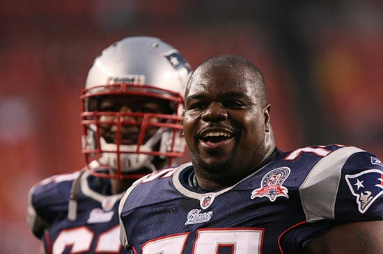 Defensive Tackle: Vince Wilfork
