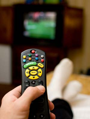 Surprising Health Benefits Related to Watching Sports on TV