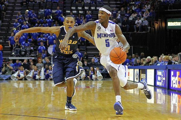Memphis Tigers guard Will Barton