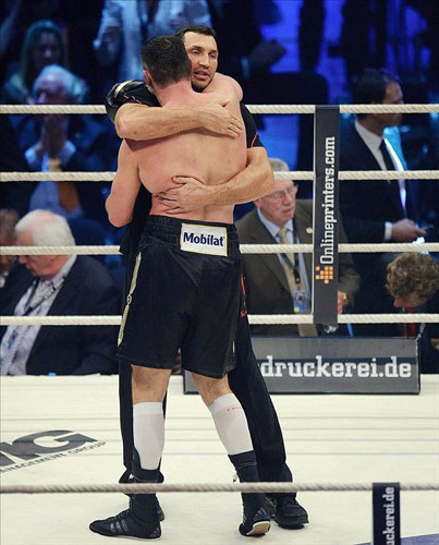 Would You Fight Your Brother: The Klitschko Saga