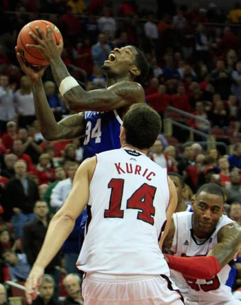 Kentucky at Louisville