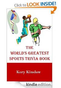 World's Greatest Sports Trivia Book